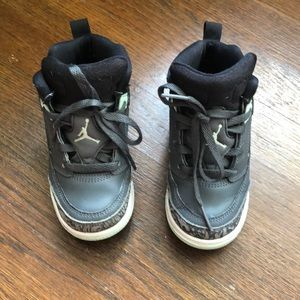 Jordan's shoes